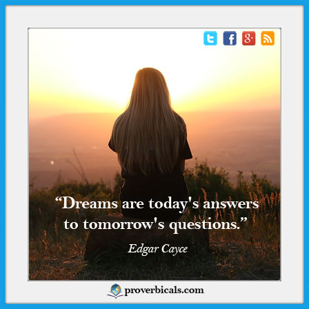 Sayings about Answers