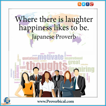 Favorite Saying about Laughter