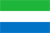 Flag of Sierra Leone (small)