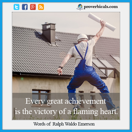 Achievement Proverbs
